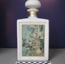 Image of Bourbon Decanter, Americana Collection, Boston Tea Party - Bottle