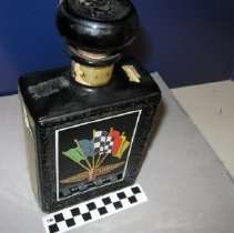 Image of Bourbon Decanter, Americana Collection bottle, Indianapolis Motor Speedway - Bottle