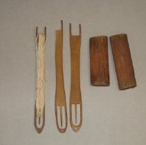 Image of Fishing Implement Collection  - Rod, Fishing