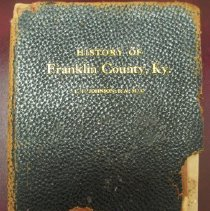 Image of History of Franklin County, Kentucky - L. F. Johnson