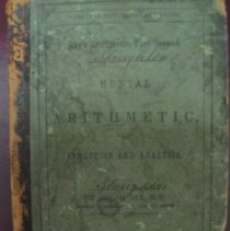 Image of Ray's Arithmetic - Mental Arithmetic by Induction and Analysis - Joseph Ray