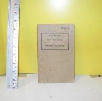 Image of Basic Field Manual - Soldier's Handbook                       - U.S. War Department