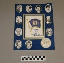 Image of Democratic Women's Club Convention Booklet - Booklet