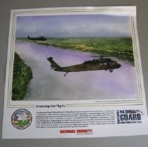 Image of Crossing the Tigris - Print