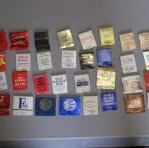 Image of Matchbooks, 34, Frankfort businesses - Matchbook