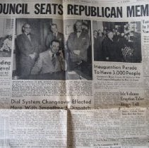 Image of State Journal Newspaper, December 4, 1951 - State Journal