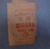 Image of Tip Top Cigar wrapper - Wrapper