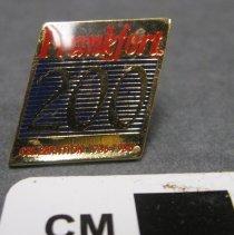 Image of Frankfort 200th Celebration lapel pin - Pin, Lapel
