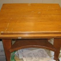 Image of Younger Women's Club lectern - Lecturn