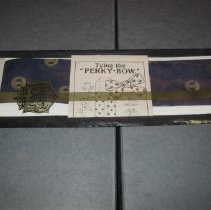 Image of Perky Bow tie, Martha Collins signature - Tie, Bow