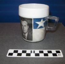 Image of Ford for Senator plastic coffee cup - Cup, Coffee