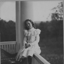 Image of Cornelia Roberts as a Child at Berry Hill - 2005.279.27