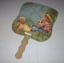 Image of Charlie Stivers forCity Marshal Hand Fan - Fan