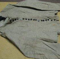 Image of Woman's Gray Jacket - Jacket