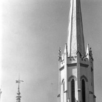Image of Spire and Cupola - 2005.121.4