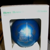 Image of Christmans in Frankfort 1993 Ornament - Ornament, Christmas Tree