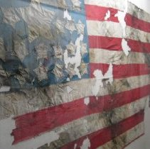 Image of 34 Star Civil War Era American Flag - Flag