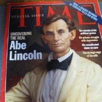 Image of Time Magazine: Special Issue on Lincoln - Magazine
