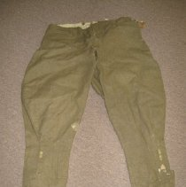 Image of WWI Wool Pants - Breeches