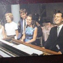 Image of Nixon Family Postcard - Postcard, Picture
