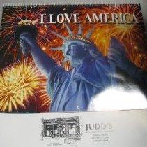 Image of Judd's Calendar - Calendar