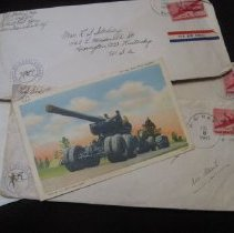 Image of World War II Era Letters to Mrs. R. S. Stokley - Letter