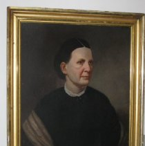 Image of Portrait of Mary Willis Rennick - Painting