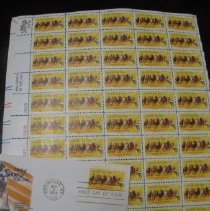 Image of Horse Racing Stamps - Stamp