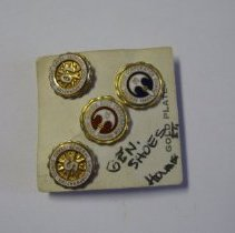 Image of General Shoe Corporation Service Pins - Pin, Occupational