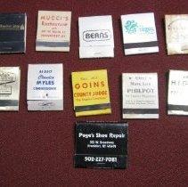 Image of Assorted Matchbooks - Matchbook