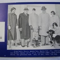 Image of Harry Lee Waterfield Mailer - Postcard, Picture