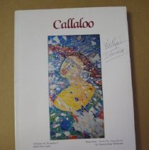 """Image of """"Callaloo"""" - George C. Wolfe Interview -"""