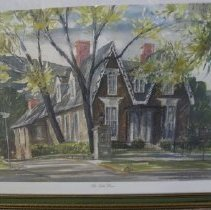 Image of The Bibb House - Print