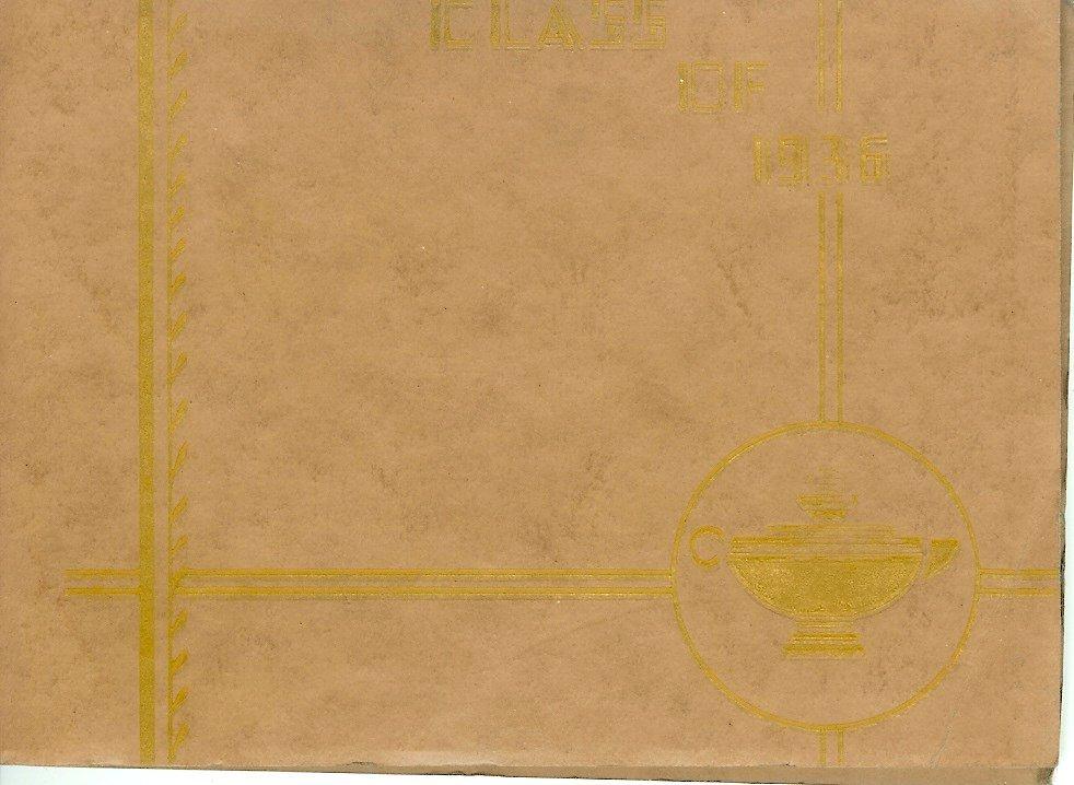 Tremont school 1936 photo album