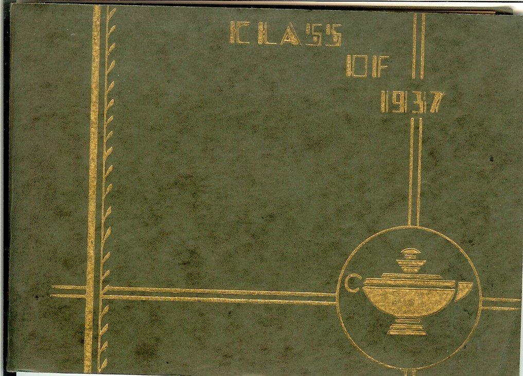 Tremont school 1937 photo album