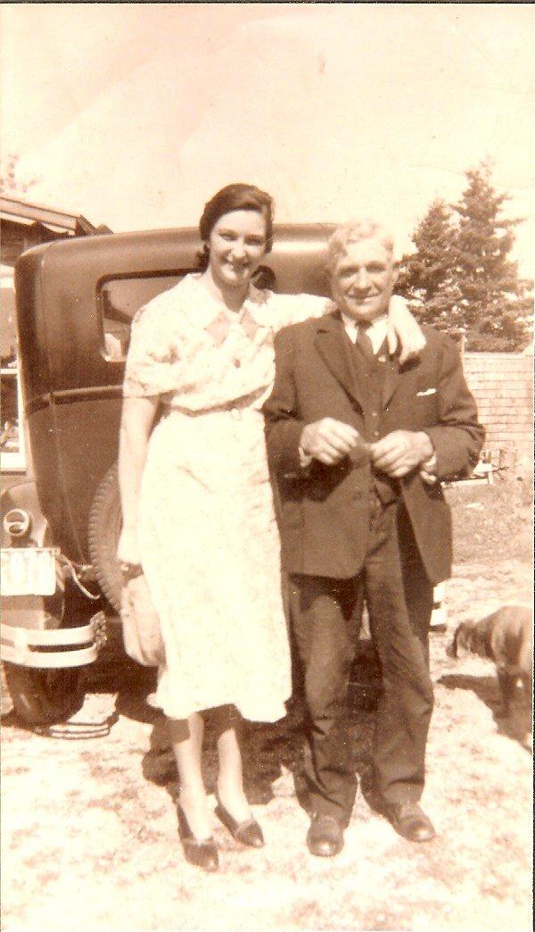 Evelyn Gott & Sylvester Gott