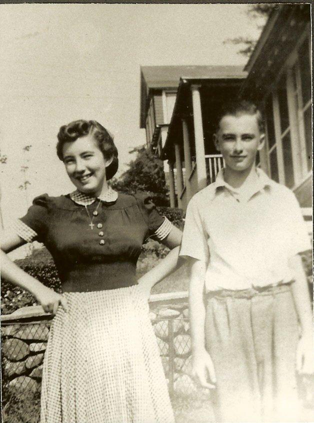 Georgia Murch & Wayne Stanley, c.1940