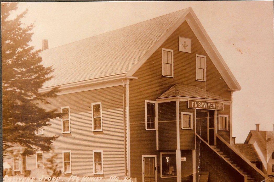 former Sawyer's store, McKinley
