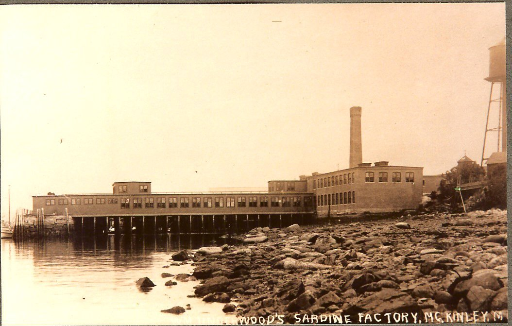 Underwood Sardine factory
