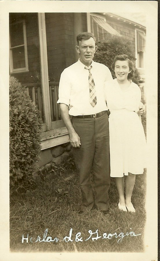 Harland & Georgia Murch Mitchell