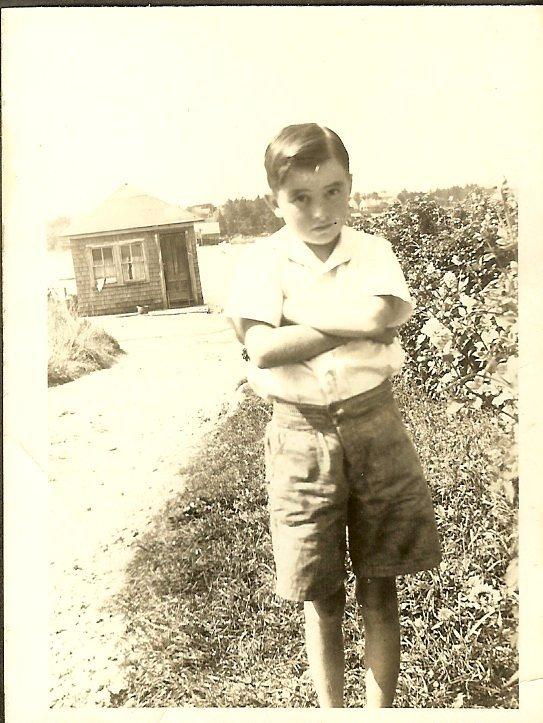 Wayne Stanley, boy