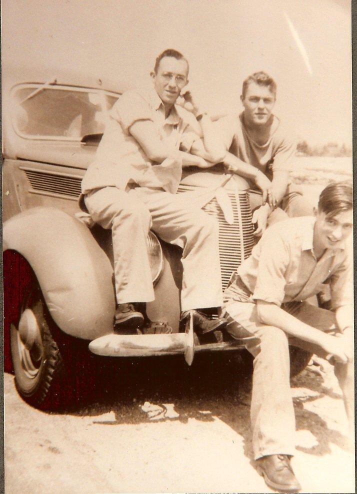 Kenneth Reed, Sonny Griffin & Wayne Stanley