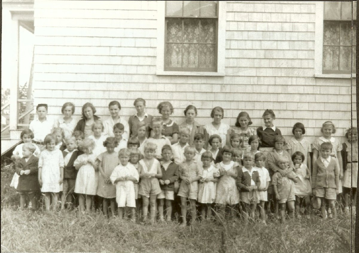Olsen Chapel bible school class