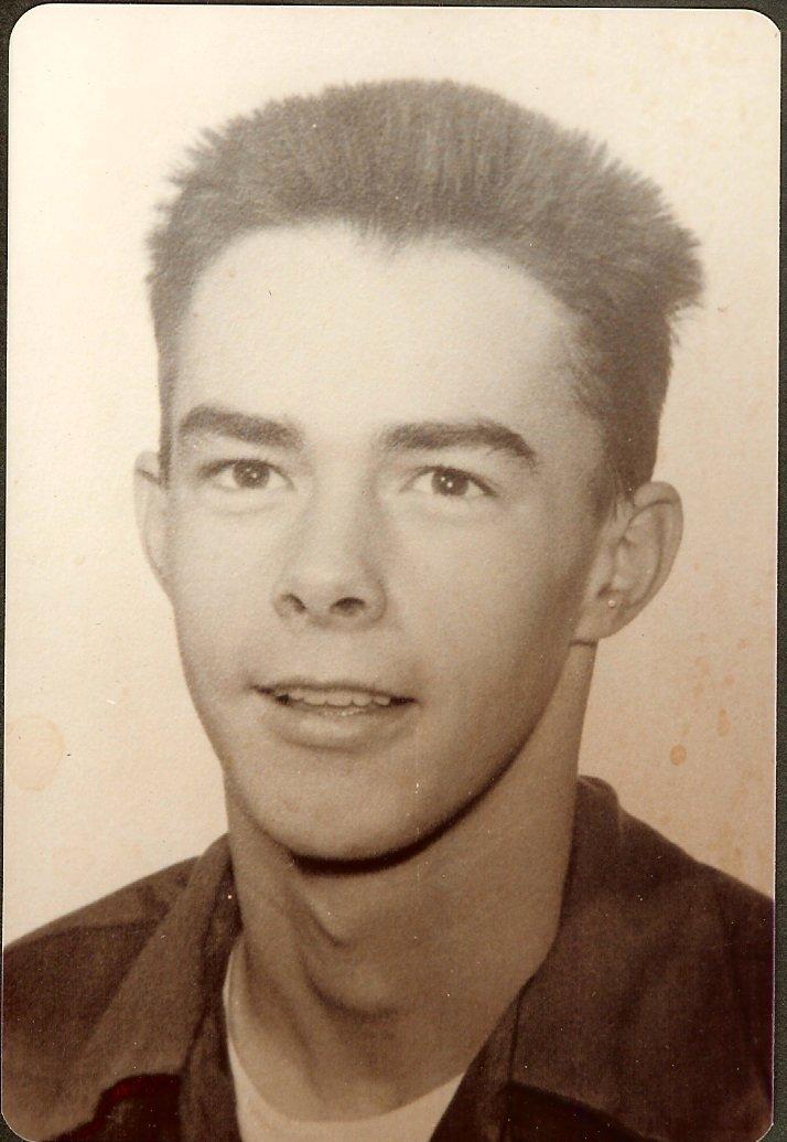 Bertram Butler, young man