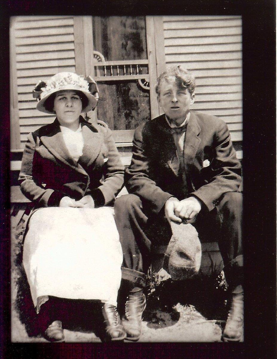 Seth Harper & Sylvia Reed Harper