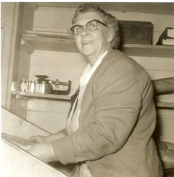 Sylvia Reed Harper
