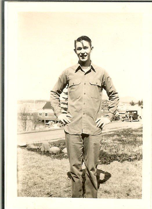 Vernon Lovejoy, age 19