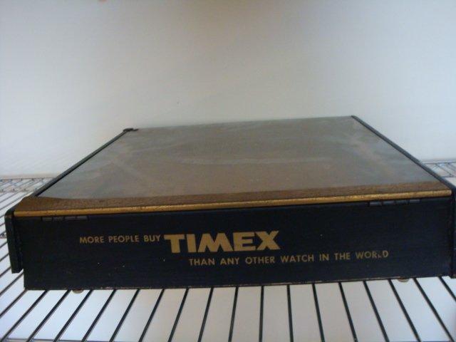 Timex watch box