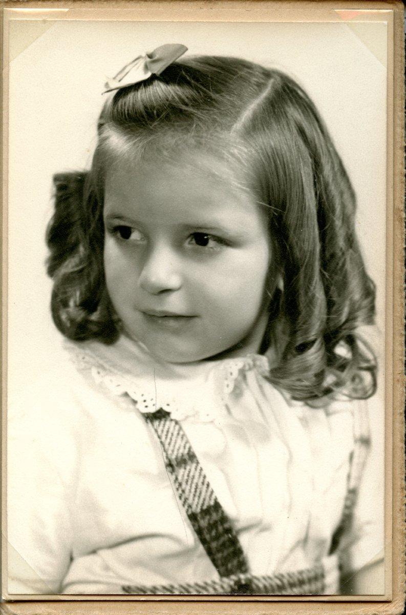 Rich, Avis school photo, 1954