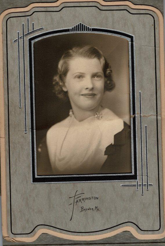 Hamblen, Lissie M., Pemetic HS photo